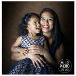 Séance photo en famille au Studio Mir