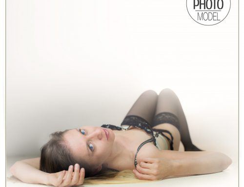 Séance photo boudoir en Studio