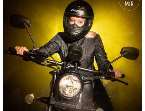 Shooting motos au Studio