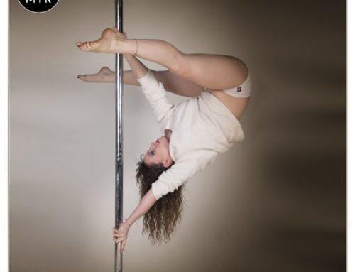 Séance Pole Dance avec P.