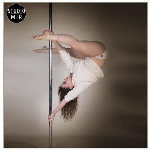 séance pole dance