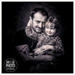 La fête des pères: idée cadeau: une séance photo