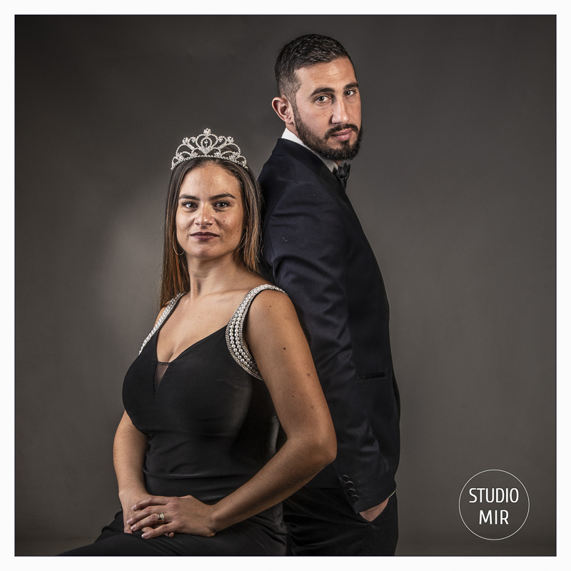 Shooting en couple en Studio dans le Val de Marne