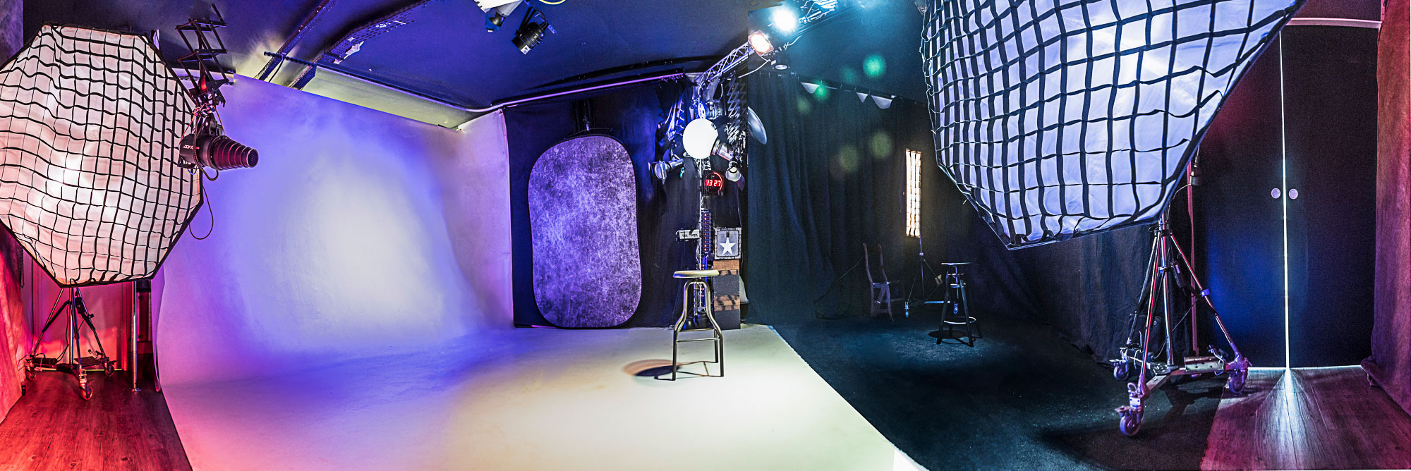 séance au studio