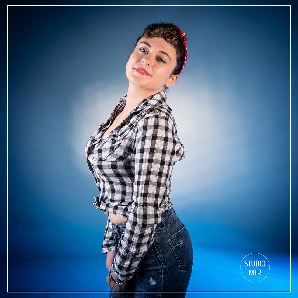 Shooting pin up dans le Val de Marne