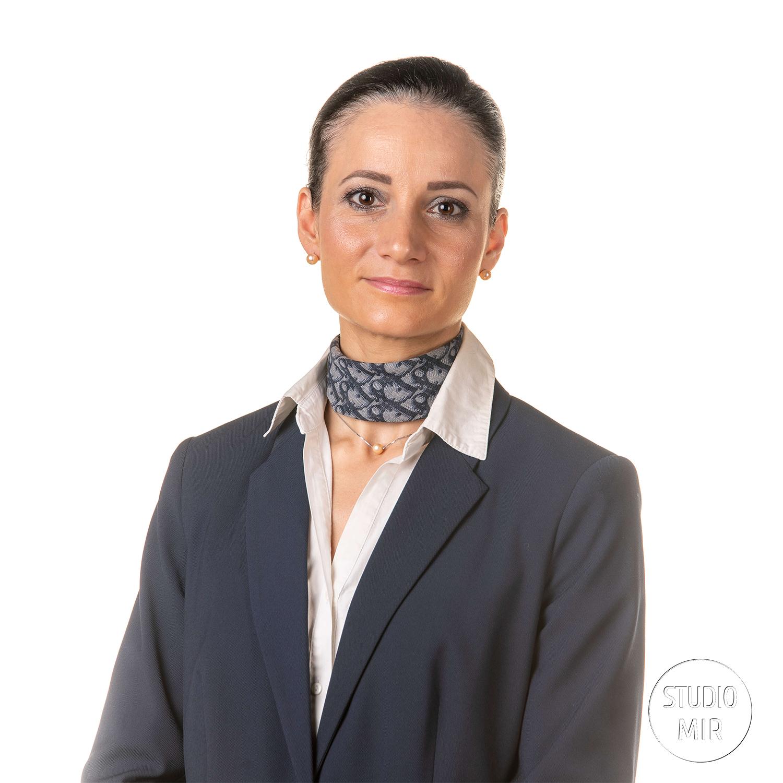 Portrait professionnel hôtesse de l'air dans le Val de Marne