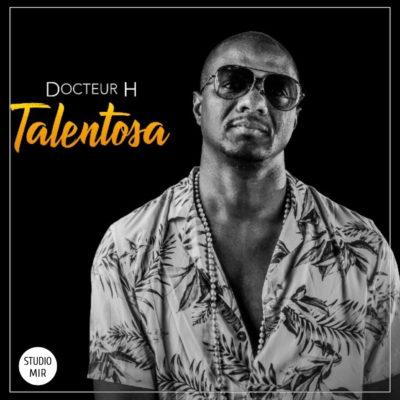 Photographe artiste : Pochette album du chanteur Docteur H dans le Val de Marne