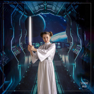 Photographe cosplay : Shooting passion Star Wars en Studio photo proche de Paris