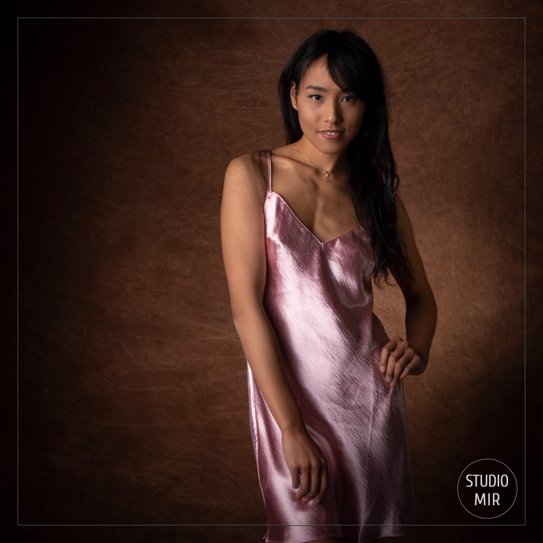 Photographe Boudoir : Portrait glamour dans le Val de Marne