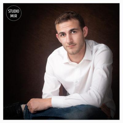 Photographe portrait professionnel : Photo pour Cv près de Paris