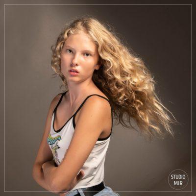 Idée cadeau Noel pour une adolescente : un shooting photo dans le Val de Marne