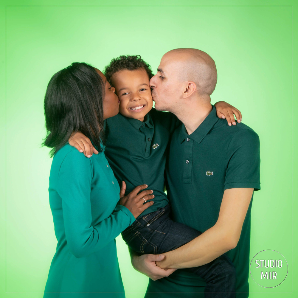 Idée cadeau pour Noel : offrir une séance photo en famille en région parisienne