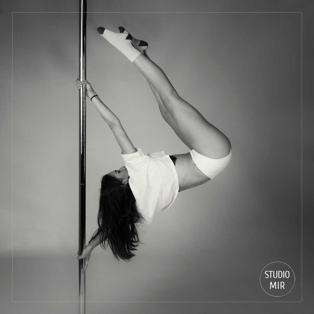 Photographe pole dance en région parisienne
