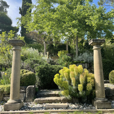 Photographe et vidéastes reportage : Jardin Zen d'Erik Borja dans la Drome